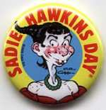 Sadie Hawkins Day Pin